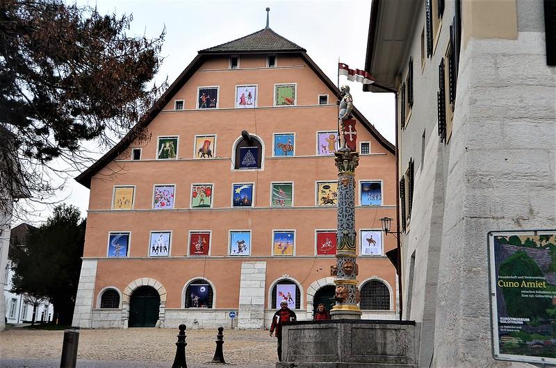 Alte Zeughaus weihnachts Calendar 25.12 (1)
