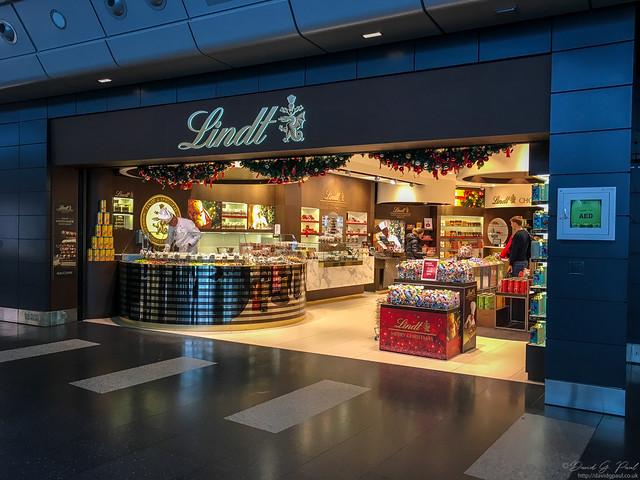 Lindt, Swiss chocolate