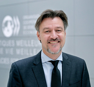 Ulrik Vestergaard Knudsen, Deputy Secretary-General of the OECD