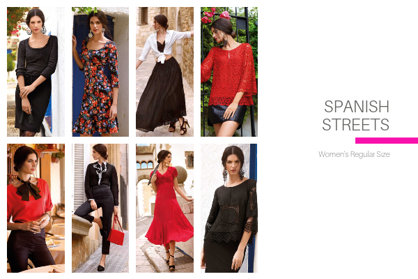 Spanish Streets Collection