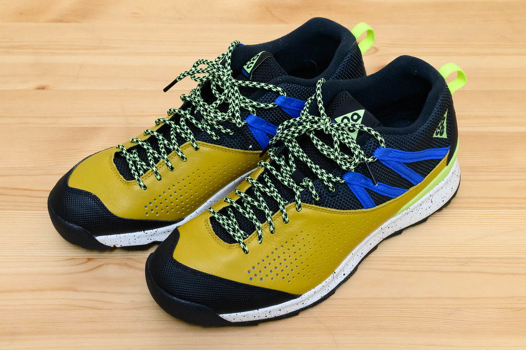 Nike ACG OKWAHN 2 Dark Citron