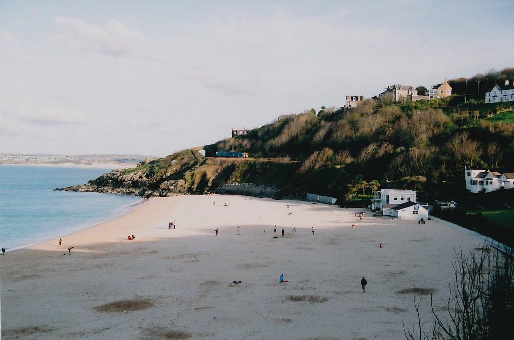 Sun, sea, sand and Sprinters.