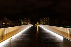 La passerelle - Photo of Ambleny