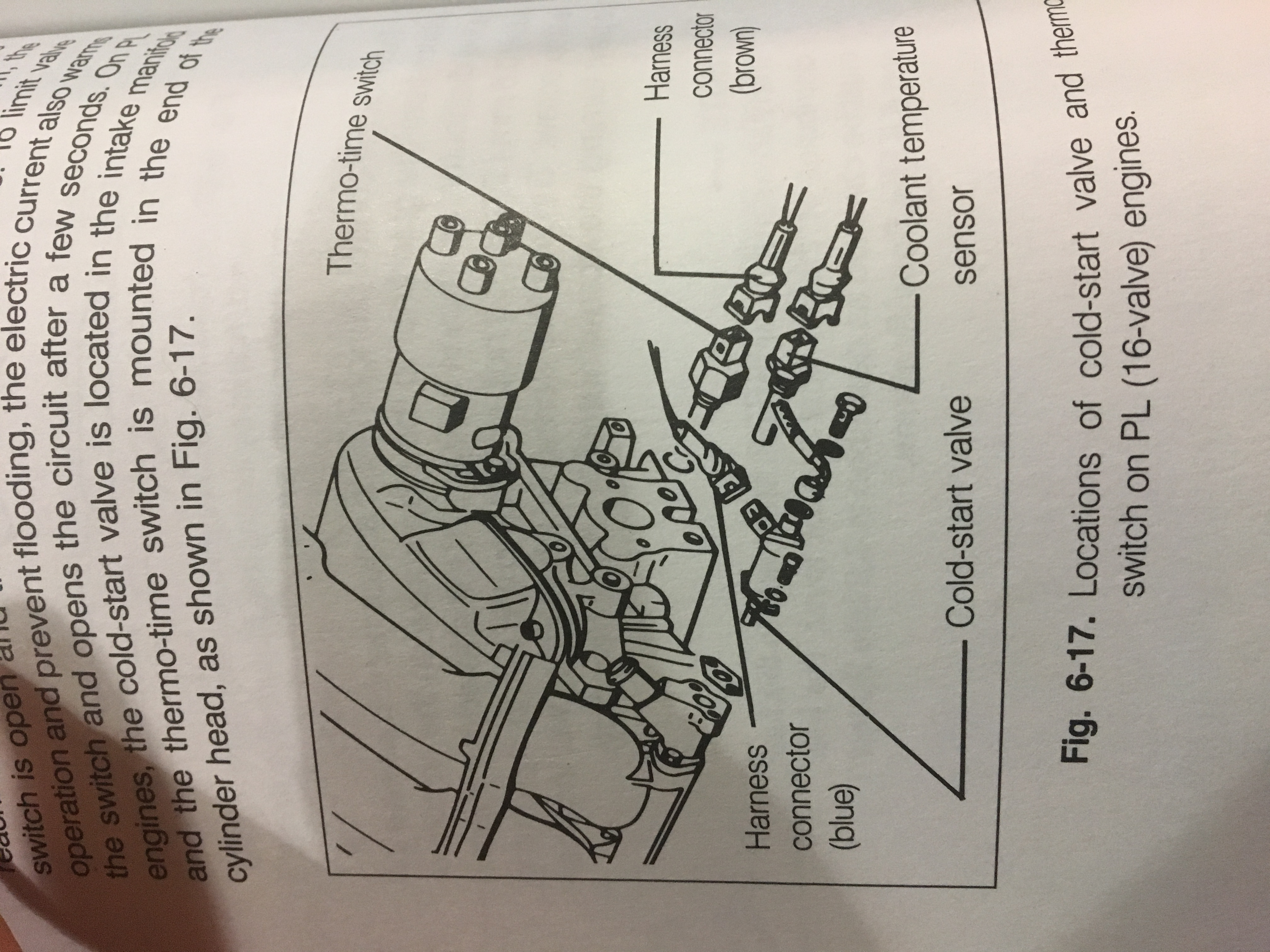 VWVortex com - what is the connection right below the cam plug