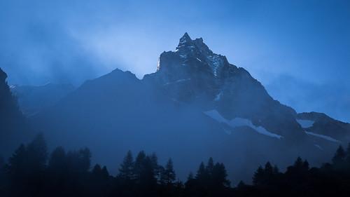 Besso, Val de Zinal, Suisse