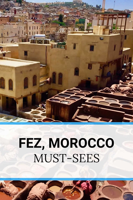 Fez Morocco: visit Fez Morocco | Mooistestedentrips.nl