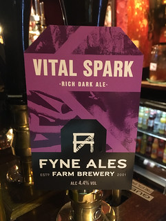 Fyne Ales, Vital Spark, Scotland