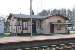 Zielona Góra Przylep train station