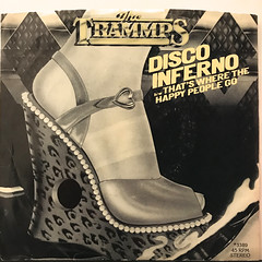 THE TRAMMPS:DISCO INFERNO(JACKET A)