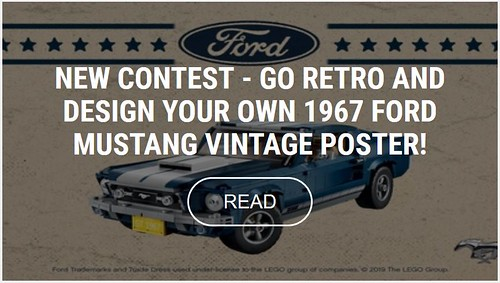 Ideas 1967 Ford Mustang Poster Contest