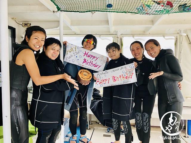 本日の集合写真♪ 2019/04/01