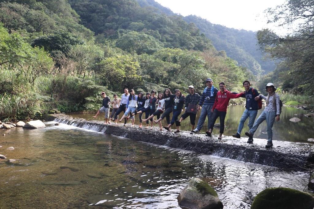 雙溪水庫預定地,身處於山谷實際感受到丁蘭谷裡面開發與保護力量的衝突。林吉洋拍攝