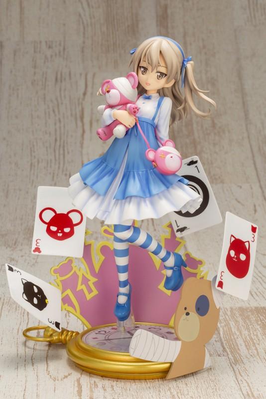 破爛熊博物館變成仙境!?壽屋《少女與戰車》島田愛里壽 Wonderland Color ver. 1/7比例模型