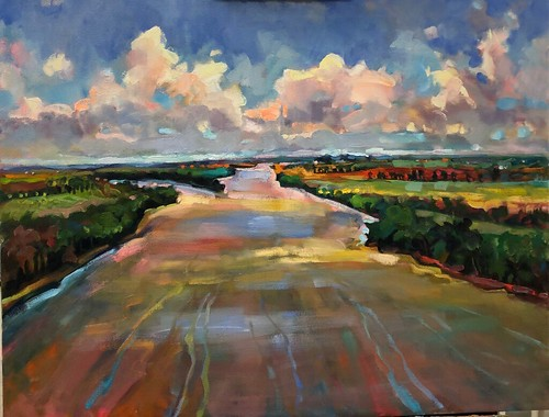 Jane Mudd - Mississippi & Salt Rivers