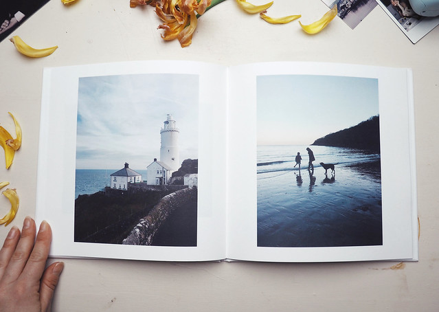 being little blog blogger lyzi unwin papier photobook photo coffee table book customisable discount code