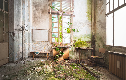 lost hospital