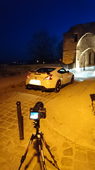 Shooting the Z34 - Photo of Sainte-Radegonde