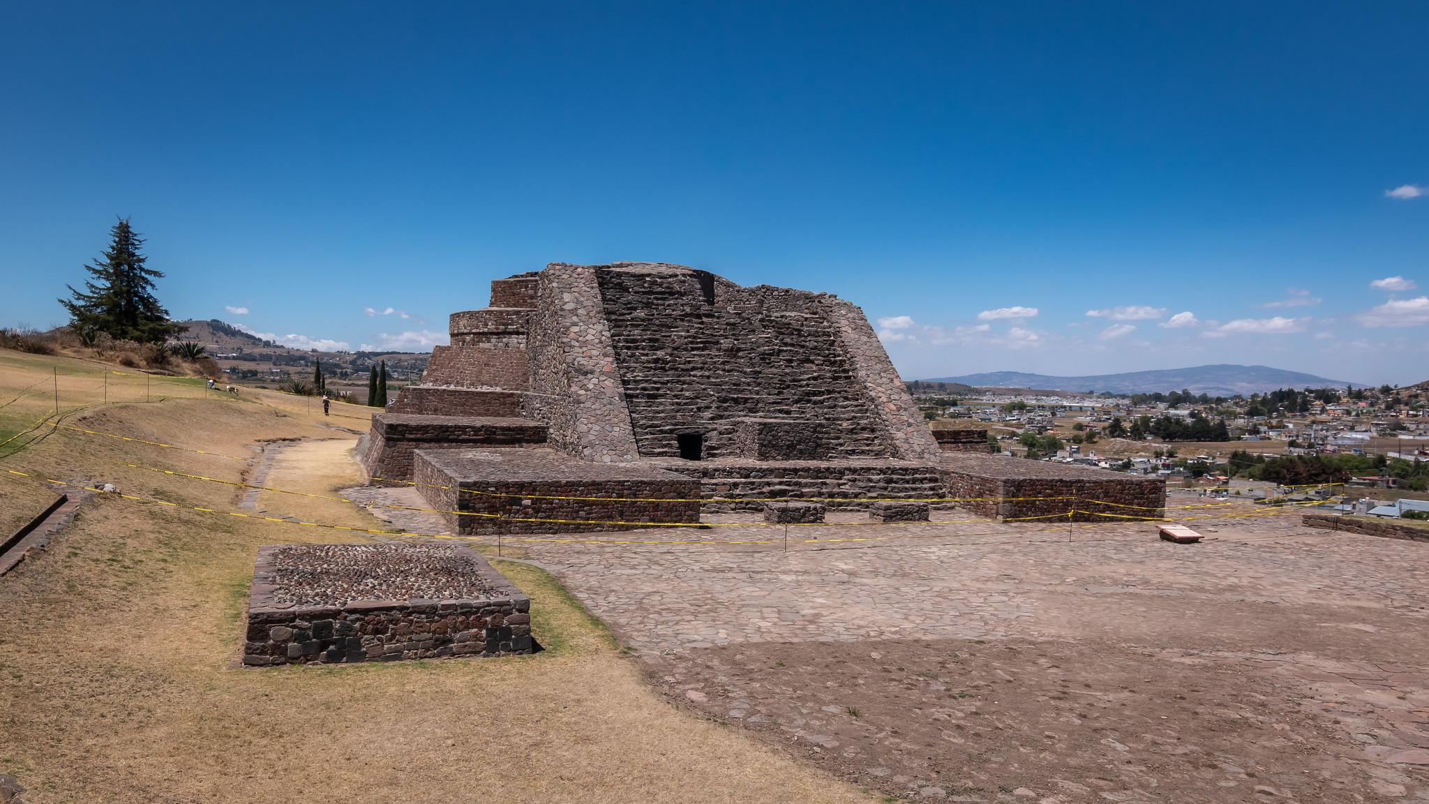 Calixtlahuaca - Mexico - [Mexique]