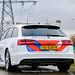Dutch police Audi A6 quatro Avant