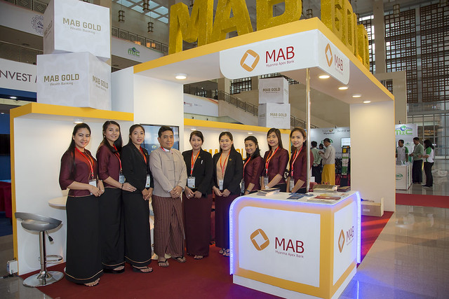 Exhibitors @ Invest Myanmar Summit 2019