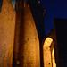 Tarquinia - Mura e Porta notte