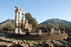 Grecia. Delfos. Santuario de Atenea Pronaia (23)