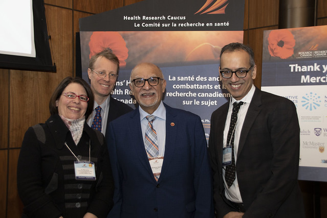 Veterans' Health and Health Research in Canada