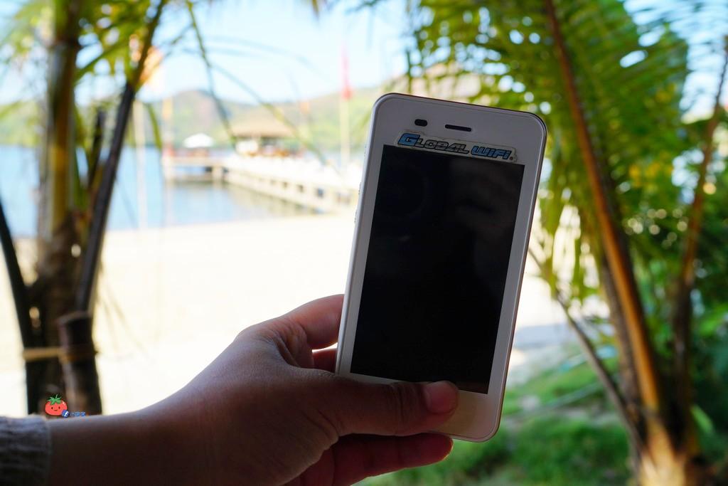 菲律賓巴拉望上網卡 GLOBAL WiFi使用心得推薦