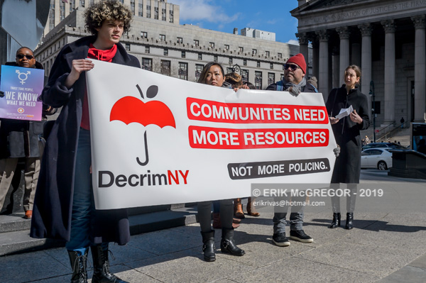 DecrimNY coalition seek to decriminalize sex work in NY