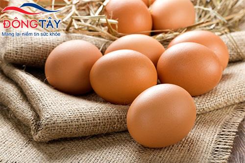 Trứng cũng là một trong những thực phẩm tốt cho người bị rối loạn thần kinh thực vật