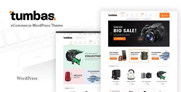 Tumbas v1.6 - Responsive Woocommerce WordPress Theme