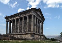 The Greek Temple in Armenia