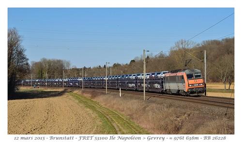 BB 26228 GEFCO - Brunstatt