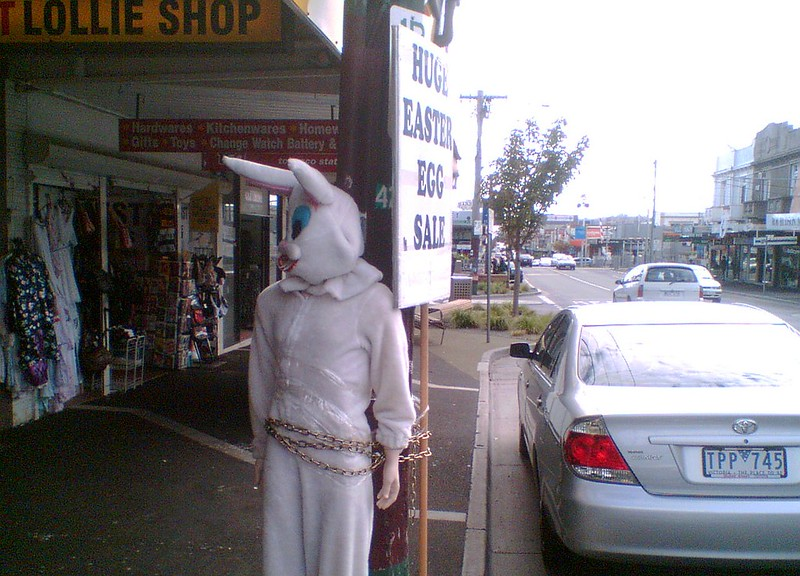 Centre Road, Bentleigh, March 2009
