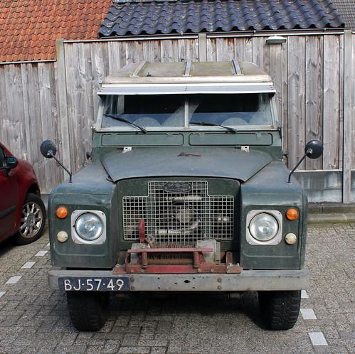 1971 LandRover 88''