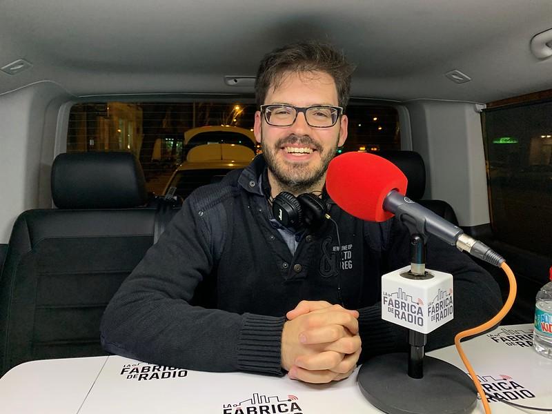 La Fábrica de Radio Todo irá bien Fran Izuzquiza Paco Cremades