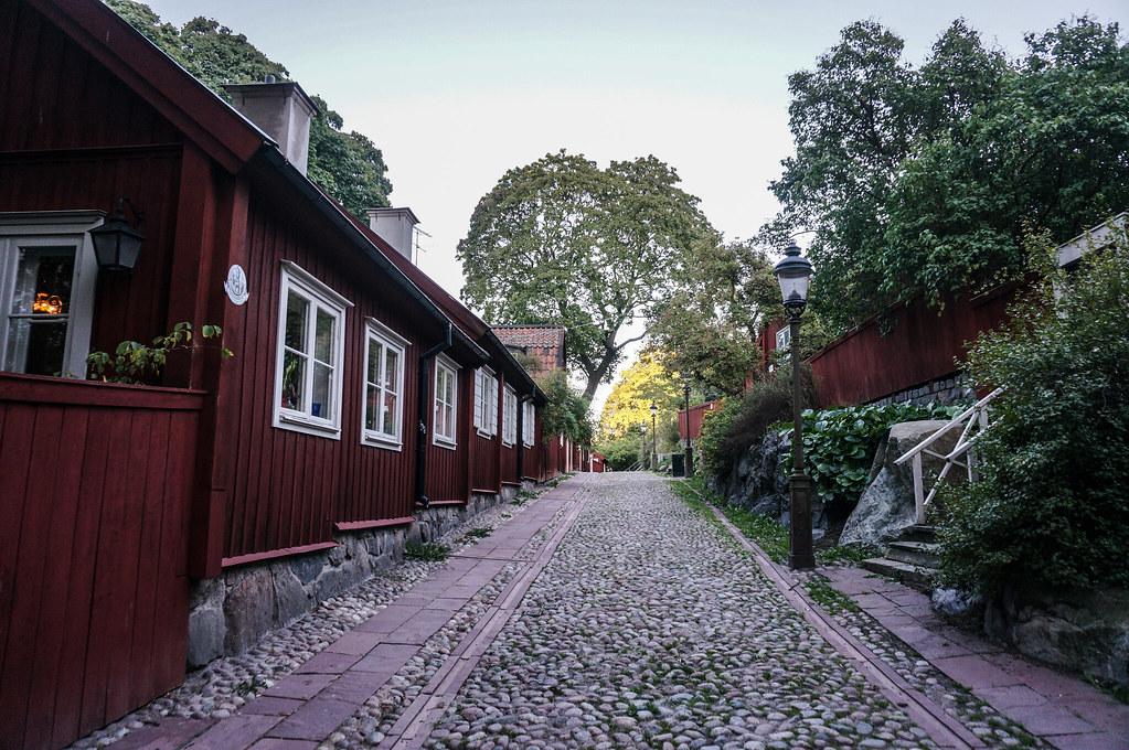 Lottsgatan, Södermalm, Stockholm
