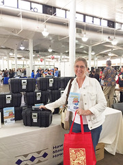 Hawaiian Electric at the Hawaii State Teachers Association Conference – Feb. 11, 2019: All teachers were eligible to enter a drawing for a free energy conservation toolkit!