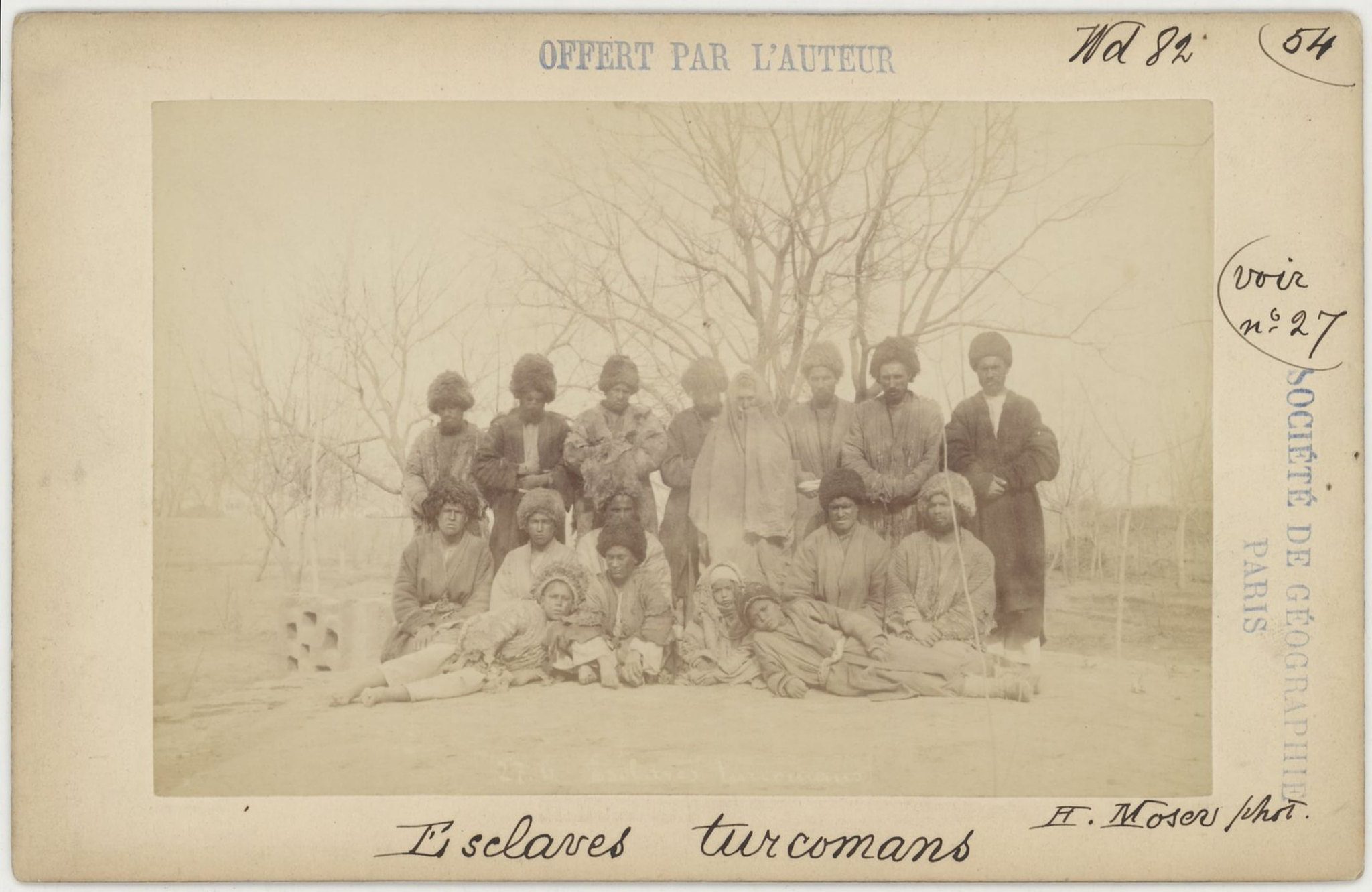 54. Туркменские рабы