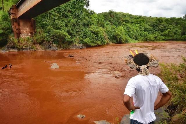 Governo proíbe uso da água do rio Paraopeba, contaminado pela lama de Brumadinho