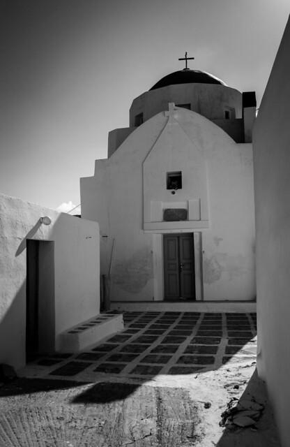 Monastery Evangelistrias, Serifos, Greece