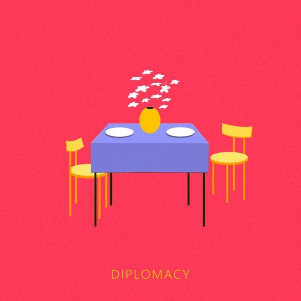 Kakkmaddafakka - Diplomacy