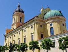 Neuburg a. d. Donau - Hofkirche