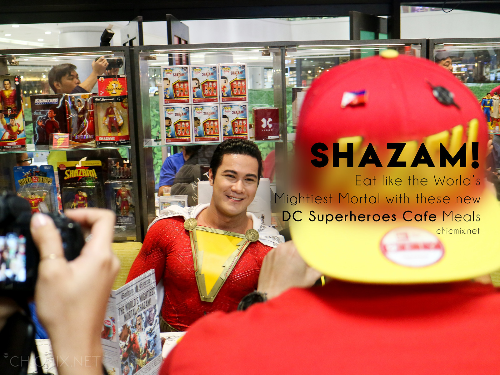 dc cafe shazam (cover2)