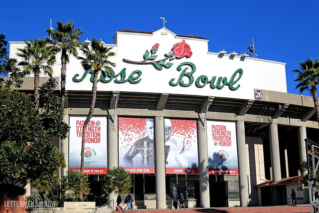 2019 Rose Bowl: Media Day
