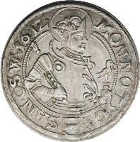 1622 Swiss 1 Dicken obverse