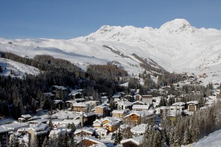 Madesimo - cenově dostupné se super atraktivním lyžováním
