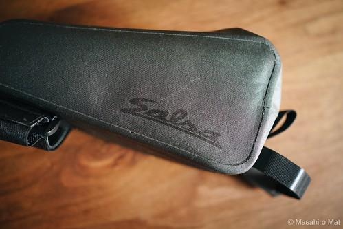 salsa toptube bag
