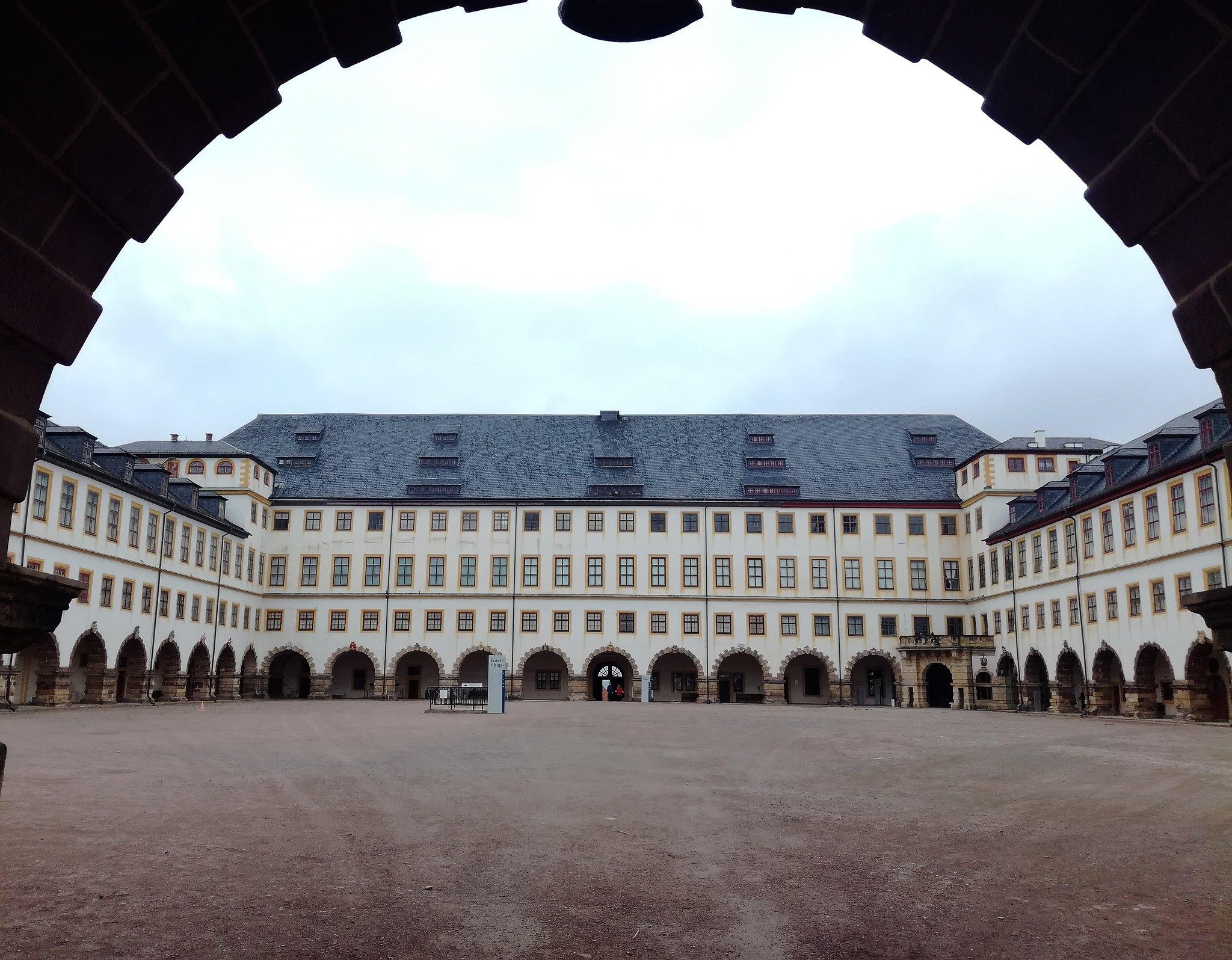 Schloss Friedrichstein - Gotha