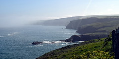 South West Coast Path Section 14 Tintagel to Port Isaac